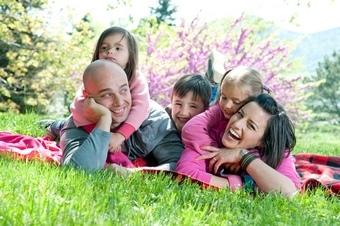 День семьи в Церкви Иисуса Христа